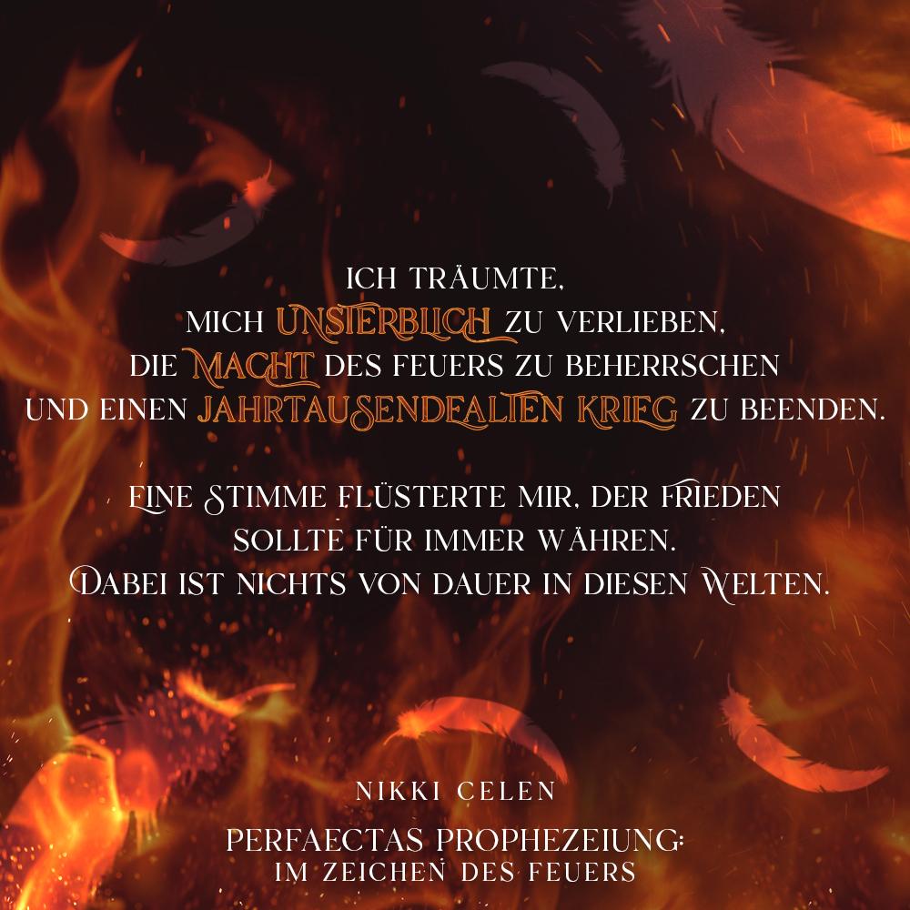 Prolog zu Im Zeichen des Feuers